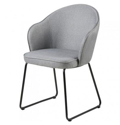 Mitzie krzesło szare