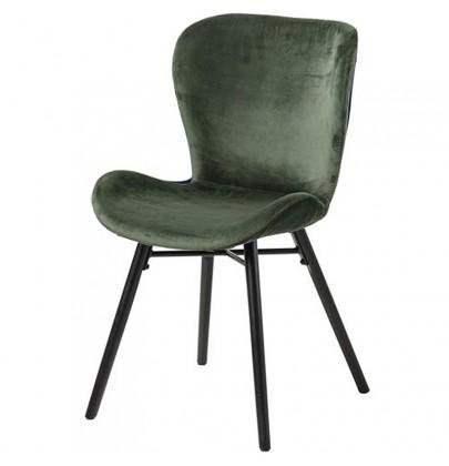Batilda VIC krzesło zielone