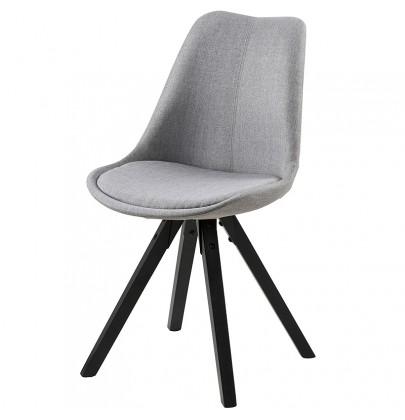 Dima Grey / Black krzesło