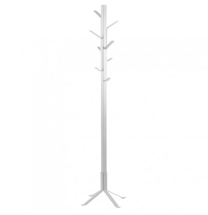 Vinson wieszak stojący biały