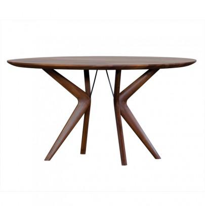 Lakri stół drewniany Artisan