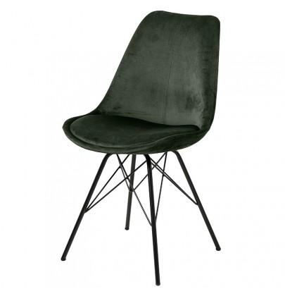 Eris VIC krzesło zielone