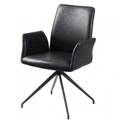 Naya krzesło obrotowe czarne