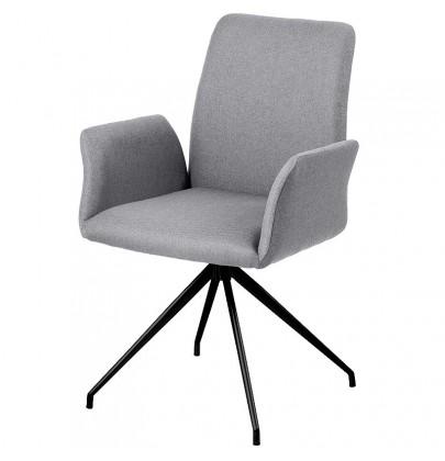 Naya krzesło obrotowe szare