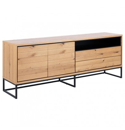 Dalarna komoda drewniana