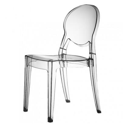 Igloo krzesło transparentne
