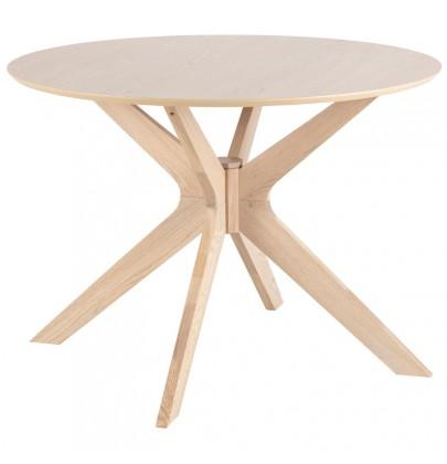 Duncan stół okrągły drewniany