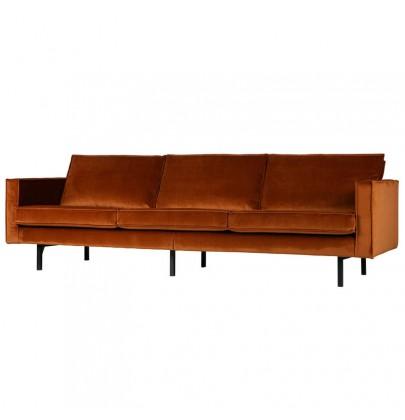Rodeo 3 sofa miedziana