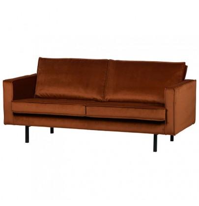 Rodeo sofa 2,5 miedziana