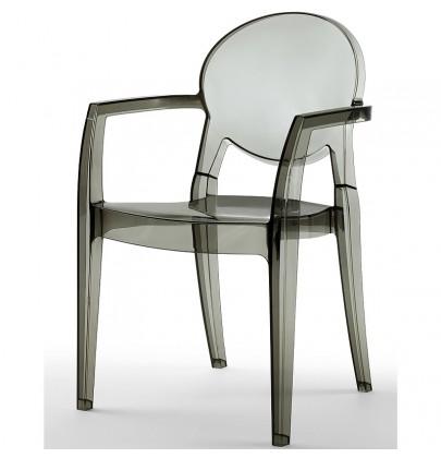 Igloo Arm krzesło smoked