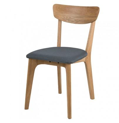 Taxi krzesło drewniane