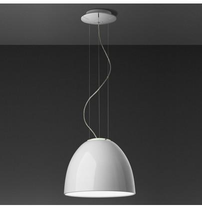 Nur Gloss lampa biała