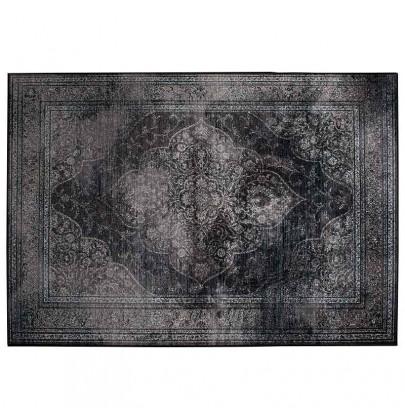 dywan rugged ciemy, dywany dutchbone, nowoczesny dywan