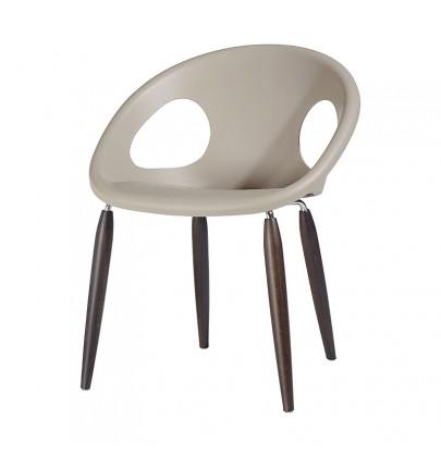 Drop krzesło taupe SCAB DESIGN