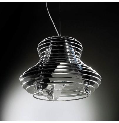 lampa wisząca faretto, faretto slamp, włoska lampa sufitowa, nowoczesne lampy