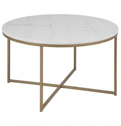 Alisma Rondo stolik marmurowy