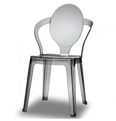Spoon krzesło smoked SCAB...