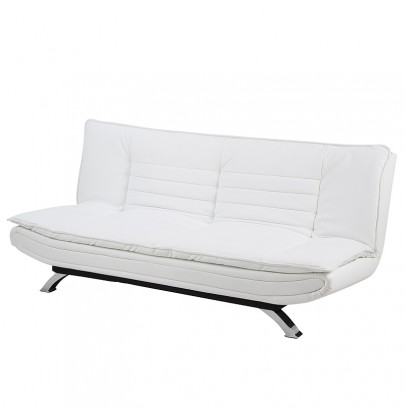 Fabian White sofa
