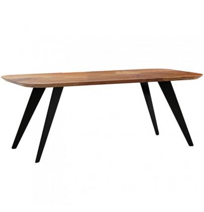 Enkel stół drewniany