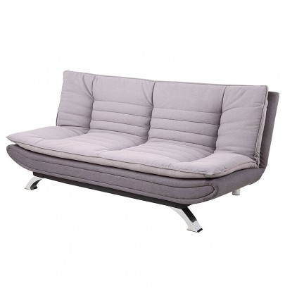 Fabian Grey Duo sofa