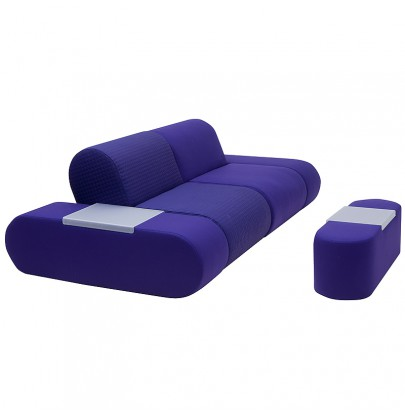 Heart sofa modułowa Softline