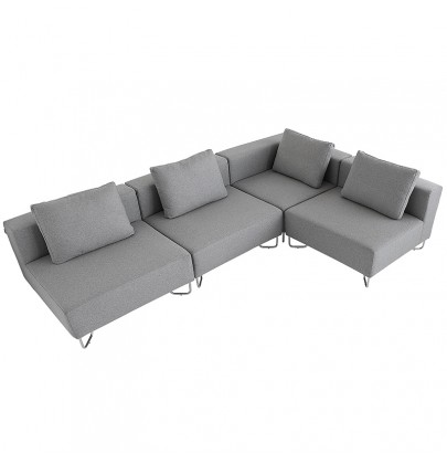 Lotus sofa modułowa Softline