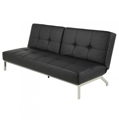 Perugia Black sofa