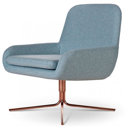 Coco Swivel Copper fotel