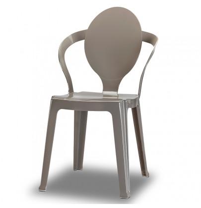 Spoon krzesło taupe