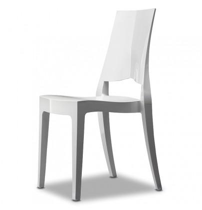 Glenda krzesło białe Scab...