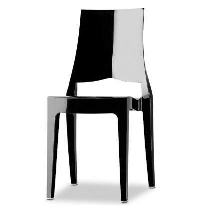 Glenda krzesło czarne Scab...